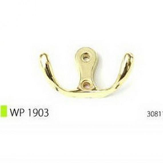 Крючок мебельный WP 1903 (Rolla)
