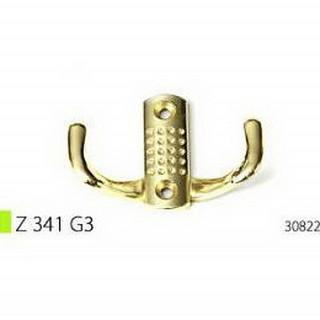 Крючок мебельный Z 341 G3 (Rolla)