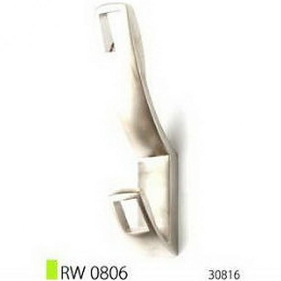 Крючок мебельный RW 0806 (Rolla) ДО ПОЛНОЙ РАСПРОДАЖИ