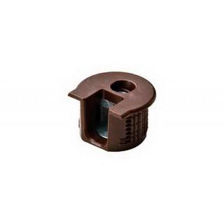Корпус Rafix 16мм коричневый ЭКОНОМ HAFELE