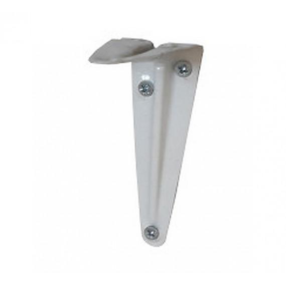 Консоль 75х100 мм белая, 3*4 (4-003-001)