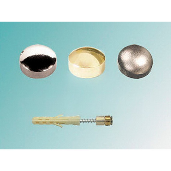Зеркалодержатели (золото, сатин, хром) 20мм, 25мм