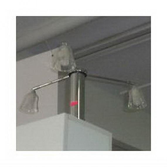 Светильник-тройник на трубу Д=50мм СБ50/3