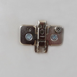 Колодка Clip с эксц., подъем-0, H-8.5mm 173H7100