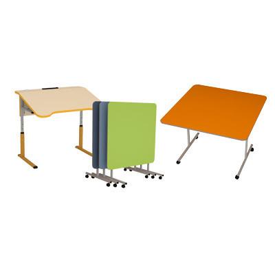 Комплектуючі для шкільних меблів