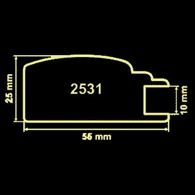 Модель 2531 (НА ЗАМОВЛЕННЯ, МІНІМАЛЬНИЙ-УПАКОВКА)