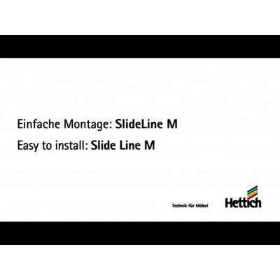 Інструкція SlideLine M Збери сам